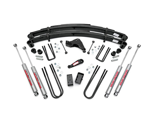 "Ford F250/350 SuperDuty 6"" Lift Kit 4WD 1999-2004"