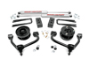 "Ford F150 3"" Bolt-On Lift Kit 4WD 2009-2013 THUMBNAIL"
