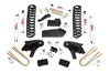"Ford F-150/Bronco 4"" Suspension Lift Kit 4WD 1980-1996 SWATCH"