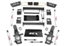 "Fat Bob's Garage, Rough Country Part #476.2, Ford F-150 4-5"" Lift Kit 4WD 1997-2003_THUMBNAIL"