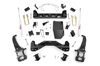 "Fat Bob's Garage, Rough Country Part #577.2, Ford F150 4"" Suspension Lift 4WD 2004-2008"