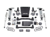 "Chevrolet/GMC 1500 Pickup 4"" Coil-Over Suspension Lift Kit 2007-2013 4WD SWATCH"