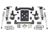"Chevrolet/GMC 1500 Pickup 4"" Coil-Over Suspension Lift Kit 2007-2013 2WD THUMBNAIL"