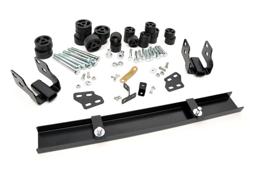 "Fat Bob's Garage, Rough Country Part #701, Chevrolet/GMC 1500 Pickup 1.25"" Body Lift 2007-2013 LARGE"