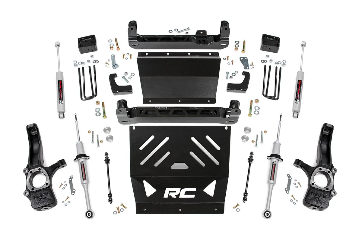 "Chevrolet/GMC Colorado/Canyon 6"" Suspension Lift Kit 4WD 2015-2020 THUMBNAIL"