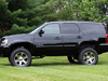 "Chevrolet/GMC 1/2 Ton Avalanche/Suburban/Tahoe/Yukon 6"" DSC Coilover Lift Kit 4WD 2007-2014 SWATCH"
