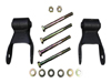 Fat Bob's Garage, Part # 330-148AX2, Chevrolet 1500/2500/3500 Rear Leaf Spring Replacement Shackle Kit 4WD 1968-1997