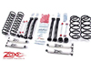 "Fat Bob's Garage, Zone Offroad Part #J10, Jeep TJ Wrangler 4"" Suspension System 1997-2002"