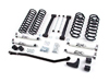 "Fat Bob's Garage, Zone Offroad Part #J1403, Jeep Grand Cherokee WJ 4"" Lift Kit Suspension System 4WD 1999-2004"