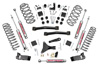 "Fat Bob's Garage, Rough Country Part #698.20, Jeep Grand Cherokee WJ 4"" Suspension Lift Kit 1999-2004 THUMBNAIL"