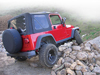 "Jeep Wrangler TJ 3"" Front 3"" Rear Lift Kit 1997-2002 SWATCH"