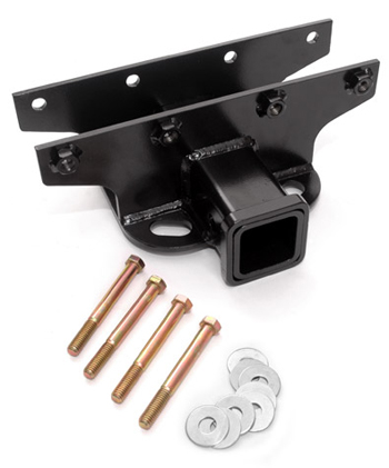Fat Bob's Garage, Rough Country Part #1051, Jeep Wrangler JK Receiver Hitch 07-2015 MAIN