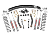 "Fat Bob's Garage, Rough Country Part #623N2, Jeep Cherokee XJ 4.5"" Suspension Lift Kit 1984-2001"