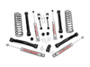 "Fat Bob's Garage, Rough Country Part #636.2, Jeep ZJ Grand Cherokee 3.5"" Suspension Lift Kit 1993-1998 THUMBNAIL"