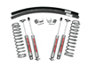 "Fat Bob's Garage, Rough Country Part #670N2, Jeep Cherokee XJ 3"" Suspension Lift Kit 1984-2001 THUMBNAIL"