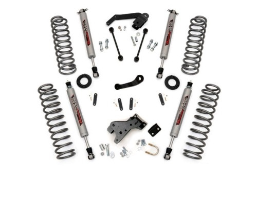 "Jeep Wrangler JK 4"" Suspension Lift Kit 2007-2018 LARGE"