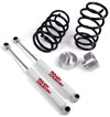 "Fat Bob's Garage, Rough Country Part #692.2, Jeep Liberty KJ 3"" Lift Kit 2003-2006"