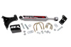 Fat Bob's Garage, Rough Country Part #87319, Jeep Wrangler JK Performance Steering Stabilizer 2007-2013