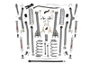 "Jeep TJ Wrangler 4"" X-series Long Arm Suspension 1997-2006_THUMBNAIL"
