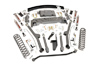 "Fat Bob's Garage, Rough Country Part #68922, Jeep Cherokee XJ 4.5"" X-Series Long Arm Suspension Lift Kit 1984-2001"