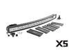 "50"" Curved Cree LED Light Bar - Dual Row - X5 Series THUMBNAIL"