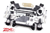 "Fat Bob's Garage, Zone Offroad Part #C3, Chevrolet/GMC 1500 4WD 6"" Suspension System 1999-2006_THUMBNAIL"