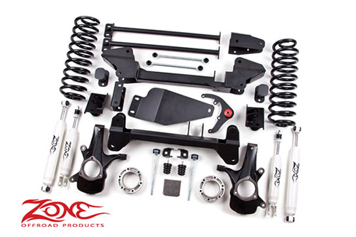 "Chevrolet/GMC 1500 6"" 4WD IFS Suspension System 2000-2006 MAIN"