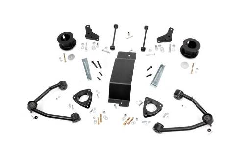 Chevrolet Avalanche 3 5 Quot Suspension Lift Kit 2007 2013