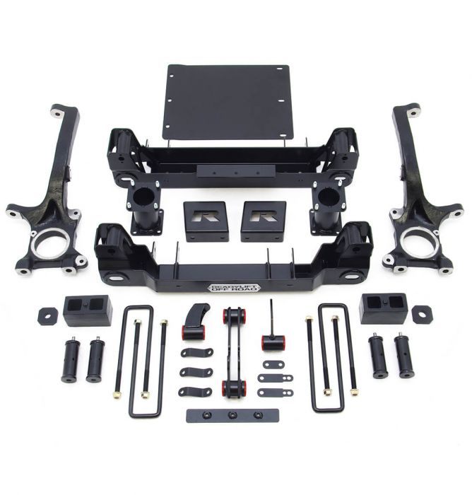 "ReadyLift 8"" Lift Kit for Toyota Tundra 2007-2020 THUMBNAIL"