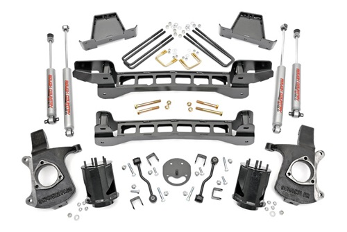 "Chevrolet/GMC 1500 Pickup 6"" Suspension Lift 2WD 1999-2006 MAIN"