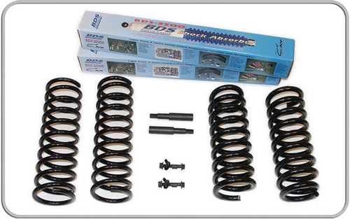 "Fat Bob's Garage, BDS Part #702H, Suzuki Sidekick 2"" Lift Kit 1988-1998"