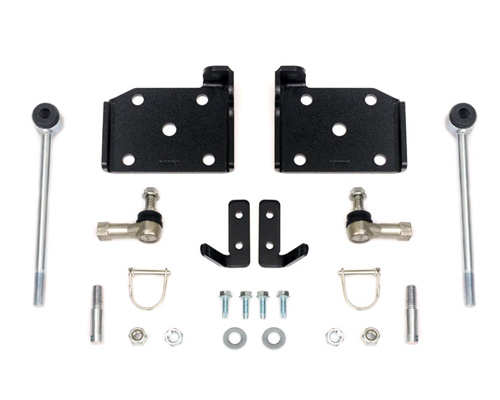 Jeep YJ Wrangler Front Sway Bar Quick Disconnects 1987-1996 MAIN