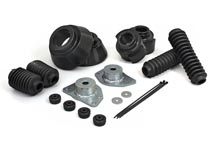 "Fat Bob's Garage, Daystar Part #KJ09116BK, Jeep Liberty KJ 2.5"" Lift Kit 2003-2007 NON-DIESEL LARGE"