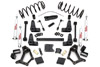 "Fat Bob's Garage, Rough Country Part #736S, Toyota 4-Runner 4-5"" Suspension Lift Kit 1990-1995 4WD_THUMBNAIL"
