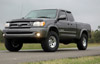 "Fat Bob's Garage, Rough Country Part #750S, Toyota Tundra 2.5"" Suspension Lift Kit 1999-2006 4WD"