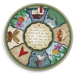 Sweet Table Prayer Lazy Susan