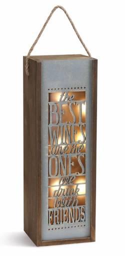 The Best Wines Lantern