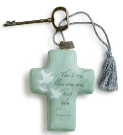 cross figure with doves and numbers scripture THUMBNAIL