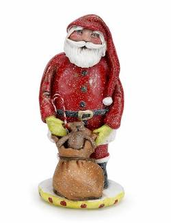 Santa with Toy Sack