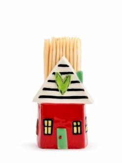 Holiday Toothpick Holder