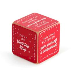 Christmas Kindness Jumbo Dice THUMBNAIL