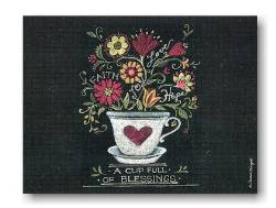 Cuppa Greetings Assorted  Boxed Note Cards