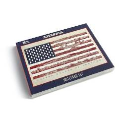 America Notecard Set