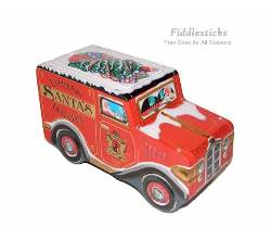 Santa's Express Delivery Van