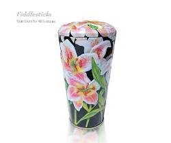 Lily Vase Box