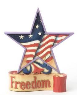 Mini Patriotic Star