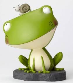 Frog Figure