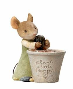 Mouse Planting Seeds