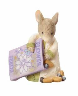 Mouse with Seed Bag