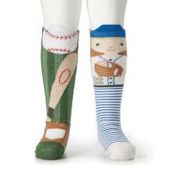 Baseball Knee Socks